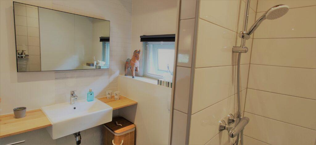 Badkamer van B&B Het Bospaard