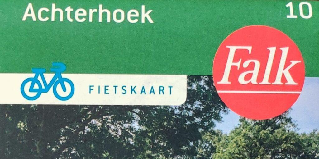 Falk Fietskaart nummer 10 Achterhoek